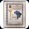 Certificado TOP of Quality
